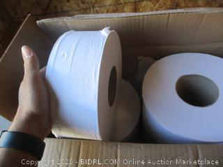 Jumbo Jr. 2-Ply High-Capacity Toilet Paper