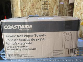 Jumbo Roll Paper Towels