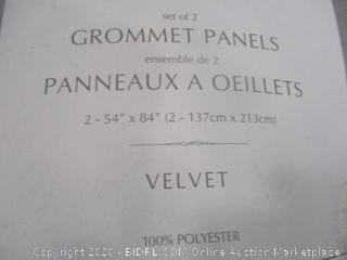 Grommet Panels