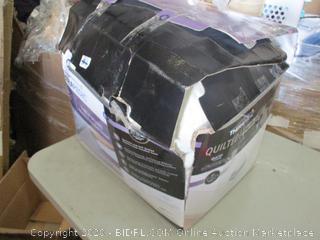 3 Inch Deluxe Memory Foam Bed Topper
