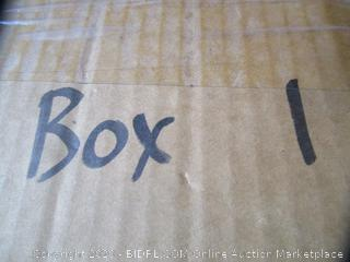 Entertainment Center Box 1