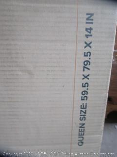 Platform Bed Frame Size Queen