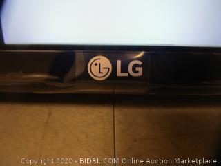 LG UHD TV 4K (Powers On)