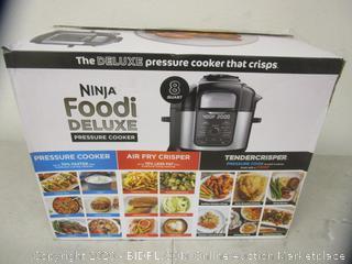 Ninja Foodi Deluxe Pressure Cooker