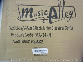 Junior Classical Guitar