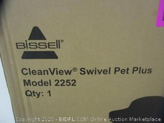 Bissell CleanView Swivel Pet Plus
