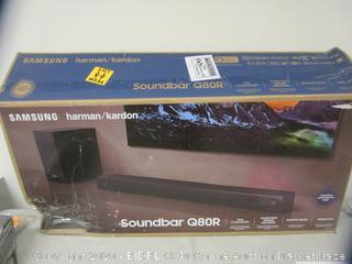 Samsung Soundbar Q80R