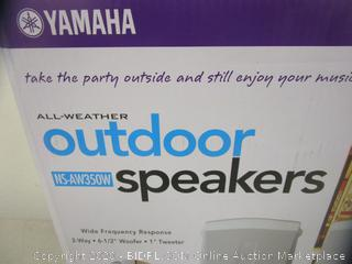 Yamaha Outdoor Speakers