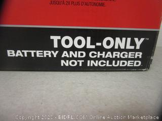 Milwaukee M18 Fuel Deep Cut Variable Speed Band Saw - Tool Only Battery and Charger Not Included