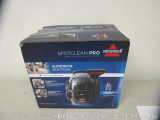 Bissell Spotclean Pro Carpet & Upholstery Deep Cleaner