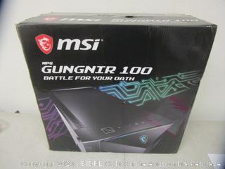 MSI Gungnir 100 Battle for your Oath