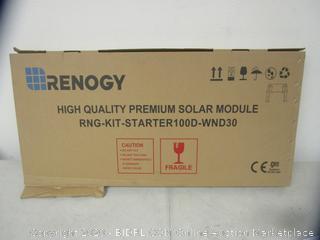 Premium Solar Module