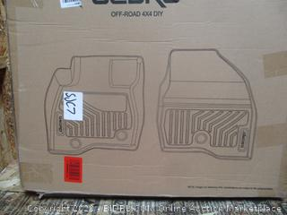 Off-Road 4x4 Floor Mats