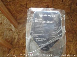 Adjustable Transon Saver