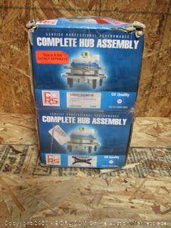 Complete Hub Assembly