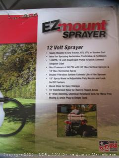 Chapin EZ Mount Sprayer