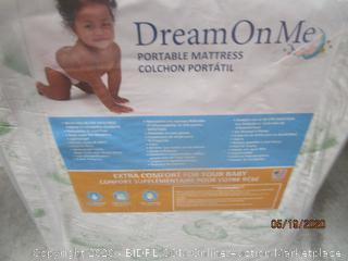 DOM Portable Mattress