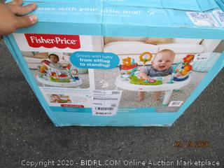 Fisher Price Sit-to-Stand Activity Center