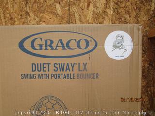 Graco Swing w/ Portable Bouncer