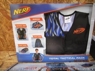 Nerf Total Tactical Pack (2 Per Lot)