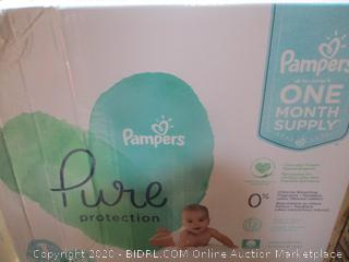 Pampers Pure Protection Size 1
