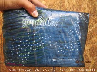 Goodnites Nightime Underwear Size L/XL