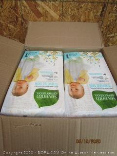 Seventh Generation Diapers Size 1