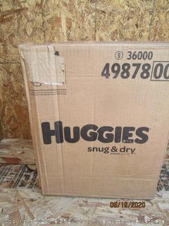 Huggies Diapers Size 1