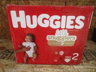 Huggies Diapers Size 2