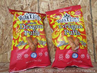 Vegan Dragon Puffs