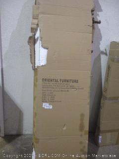 Oriental Furniture Room Divider 4 Panel