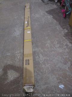 8 Ft Heavy Duty Bypass double door sliding  Barn Door Hardware