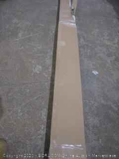 Proslat Heavy duty PVC Slatwall Garage Organizer