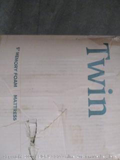 Zinus  Twin Mattress