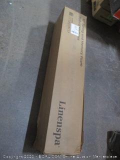 "Linenspa 10"" Spring and Memory Foam Hybrid Mattress Queen"