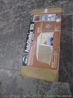 Auto Shelter 10X15  box condition may vary