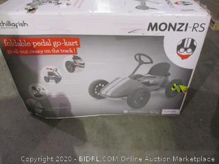 Foldable Pedal go Kart