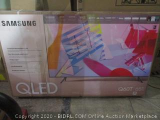 "Samsung QLED 65"" TV Tested, new See Pictures"