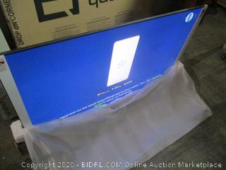"""Samsung QLED 65"""" TV Tested, new See Pictures"""