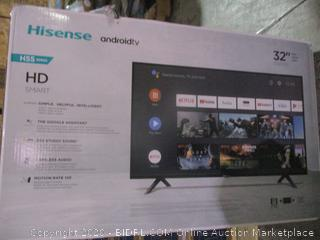 "Hisense 32""  HD Smart  See Pictures"