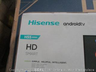 """Hisense 32""""  HD Smart  See Pictures"""
