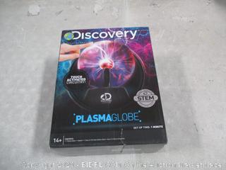 Discovery Plasma Globe
