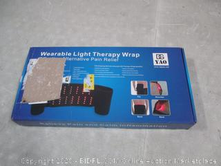 Wearable Light Therapy Wrap