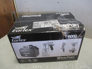 Earlex Spray Port Spray Gun