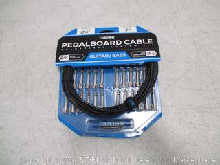 Pedalboard Cable