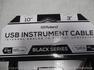 USB Instrument Cable