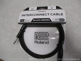 Interconnect Cable