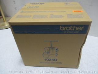 Brother 1034D Overlock Machine