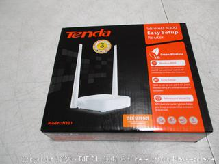 Tenda Wireless N300 Router