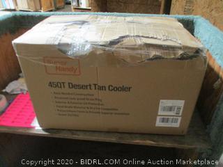 45 QT Desert Tan Cooler
